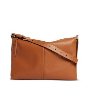All Saints Real Leather Purse